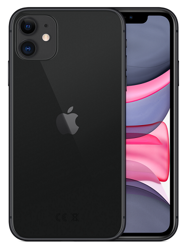 Apple iPhone 11 128GB zwart