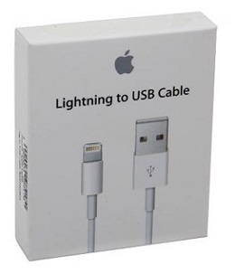 Apple MD-818 Lightning cable ( 1 mtr ) retail